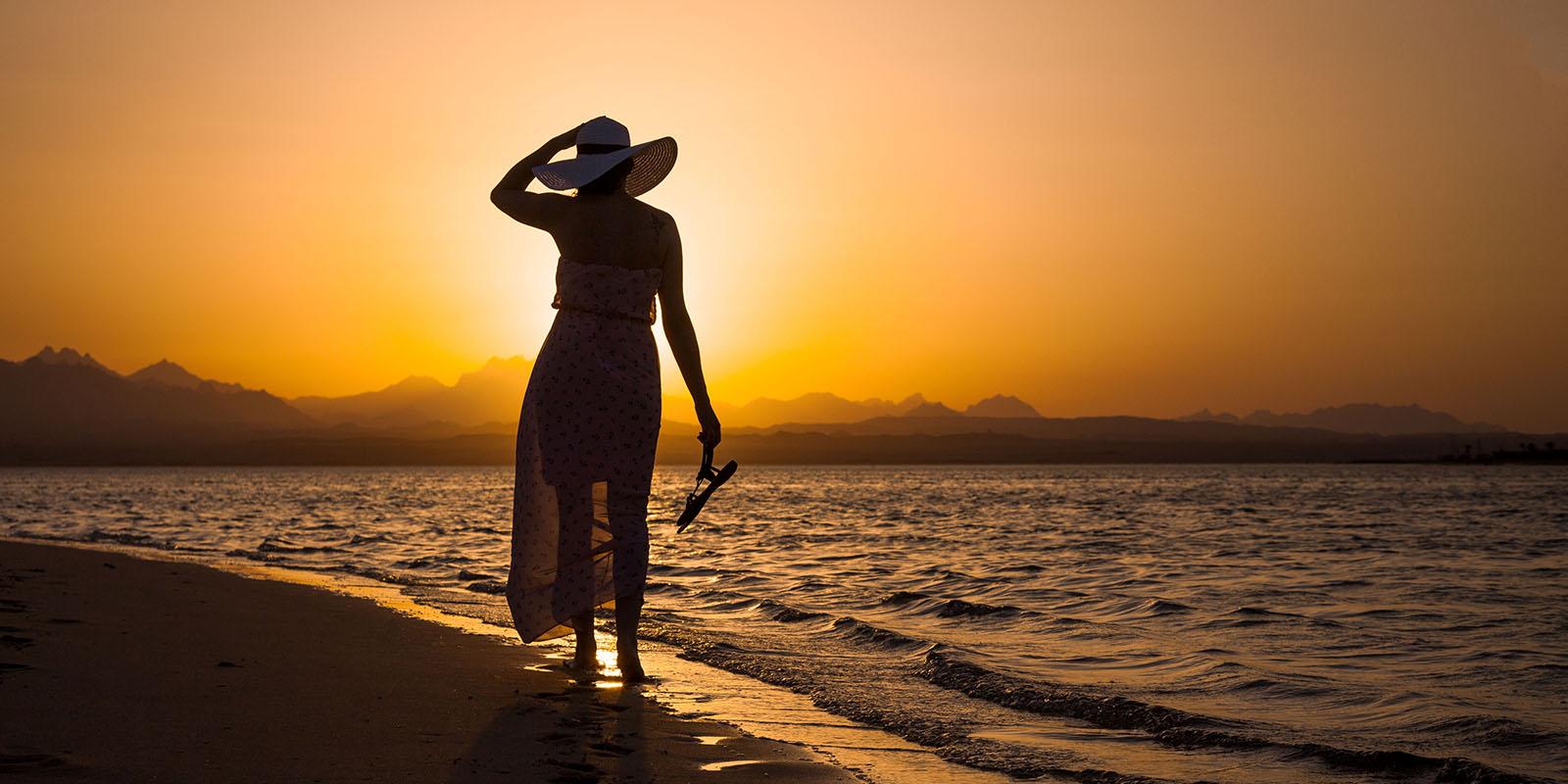 Fotograf In Ägypten - Urlaub Ägypten - Sunset - Sonnenuntergang - Mit Juliamalia - Urlaub Als Selbstständiger